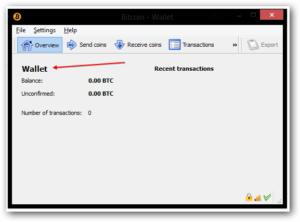 bitcoin-software-wallet