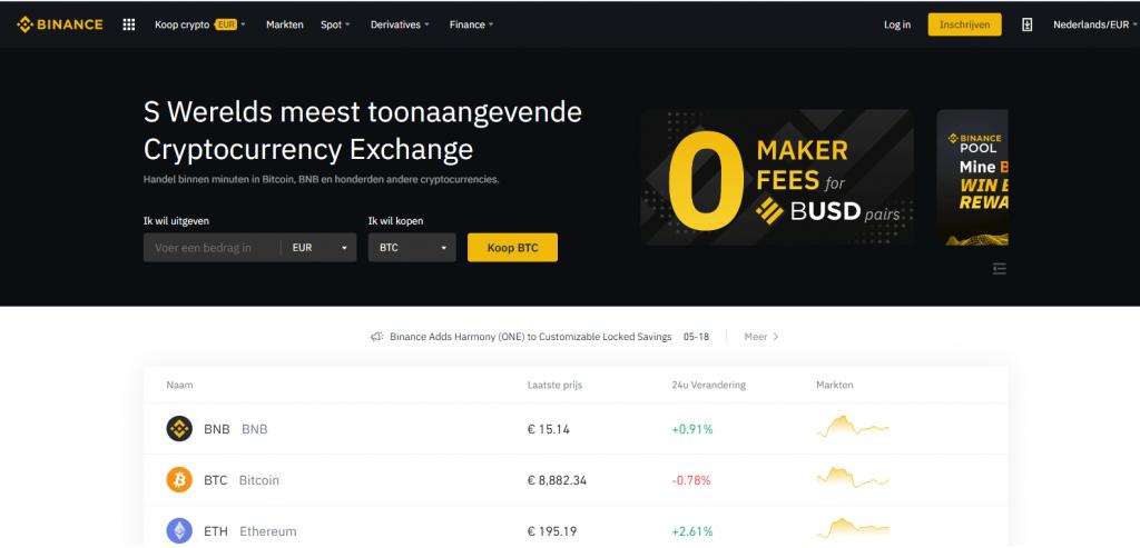 binance-bitcoin-kopen