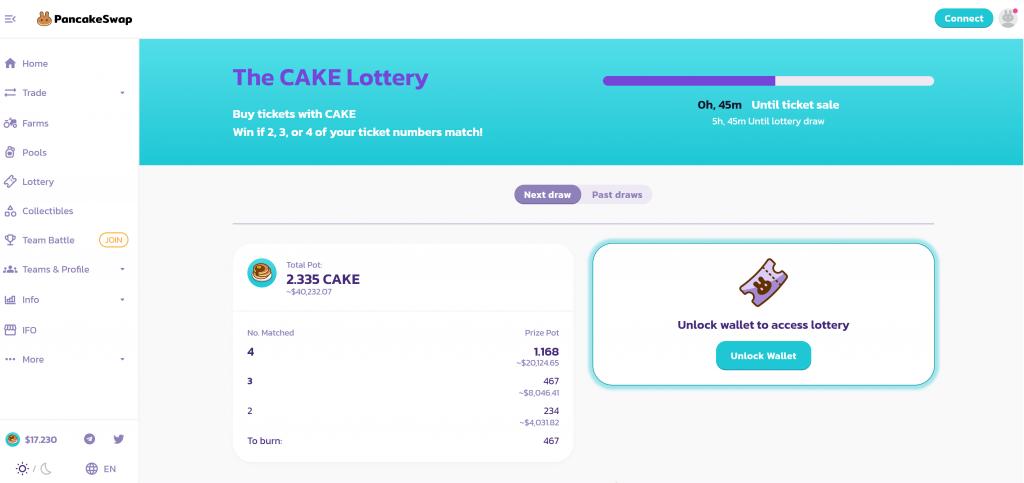pancake-lottery