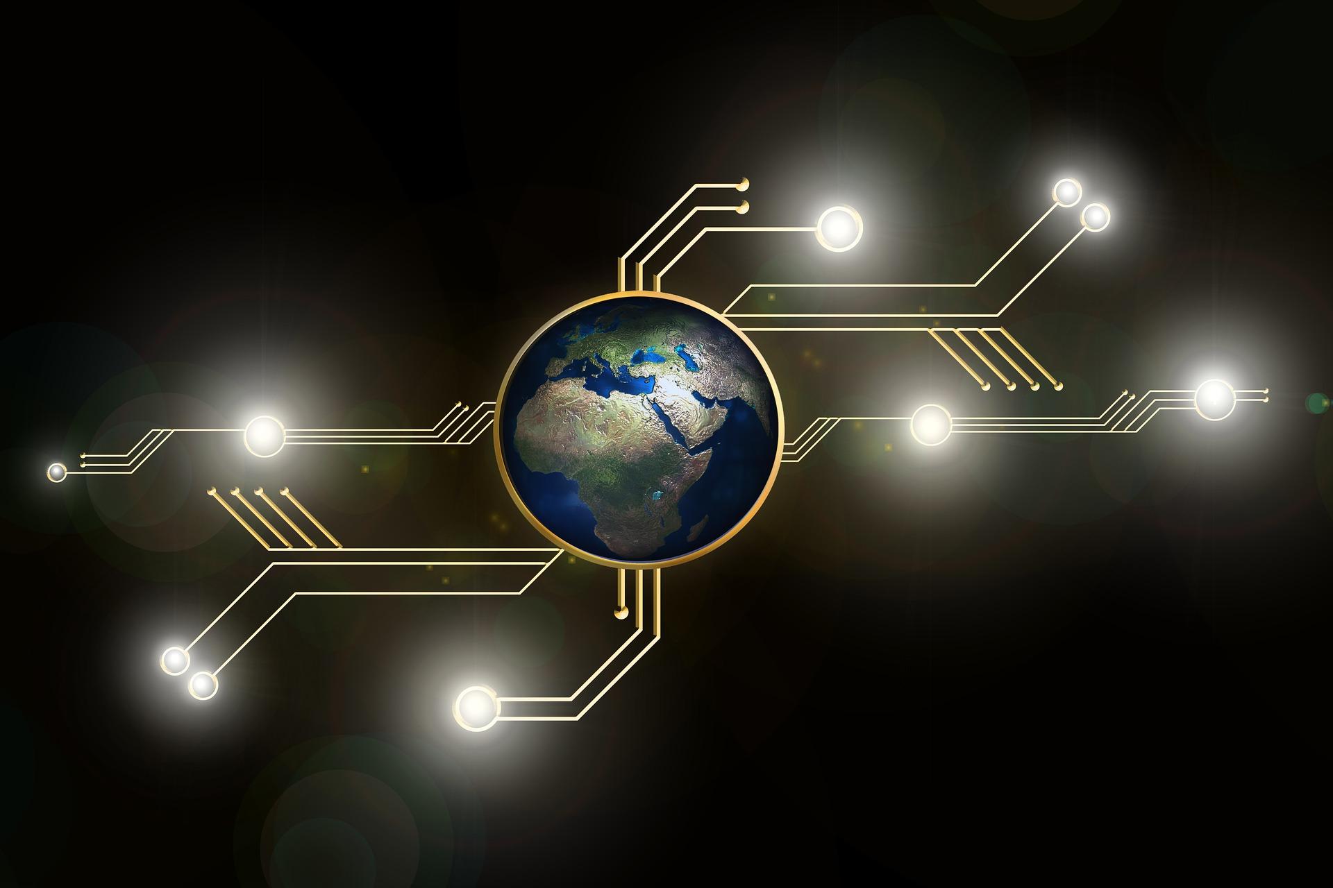 Bitcoin peer to peer network