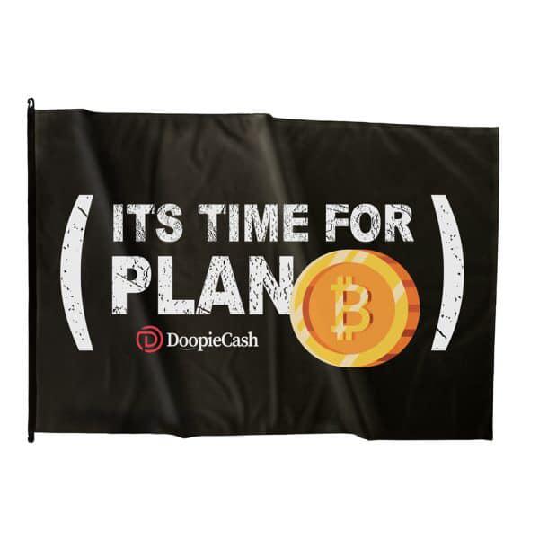 It's time for plan B, DoopieCash